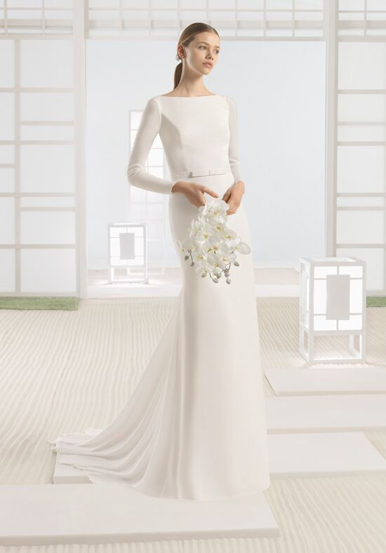 Soft by Rosa Clará Warranty Sheath Wedding Dress