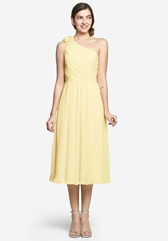 Yellow Bridesmaid Dresses