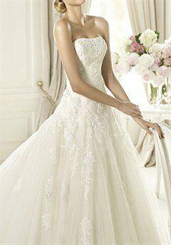 PRONOVIAS BARROCO Ball Gown Wedding Dress
