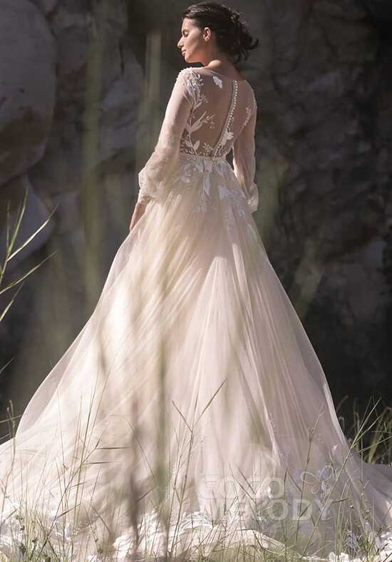 CocoMelody Wedding Dresses LD5199 A-Line Wedding Dress