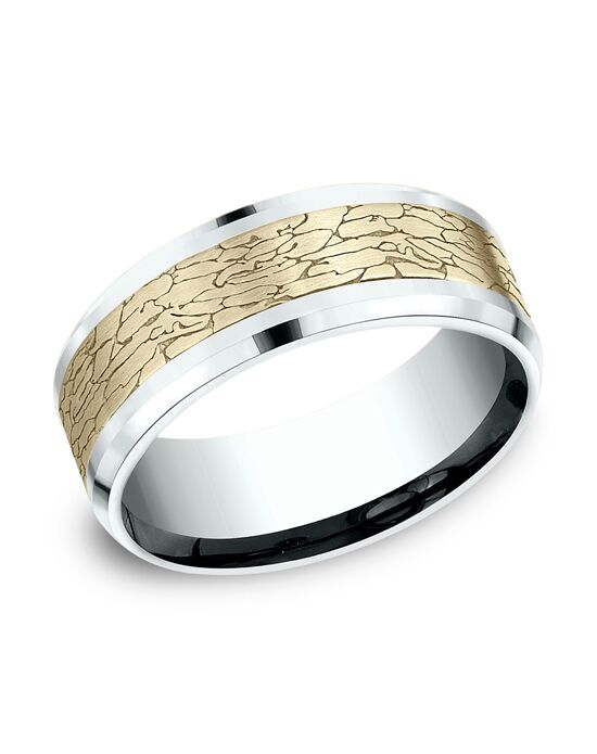 Benchmark CF818374 Gold Wedding Ring