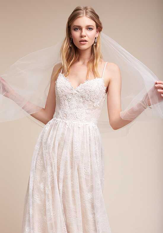 BHLDN Susannah Sheath Wedding Dress
