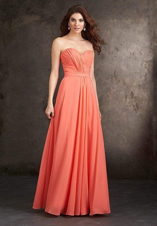 Allure Bridesmaids 1415 Sweetheart Bridesmaid Dress