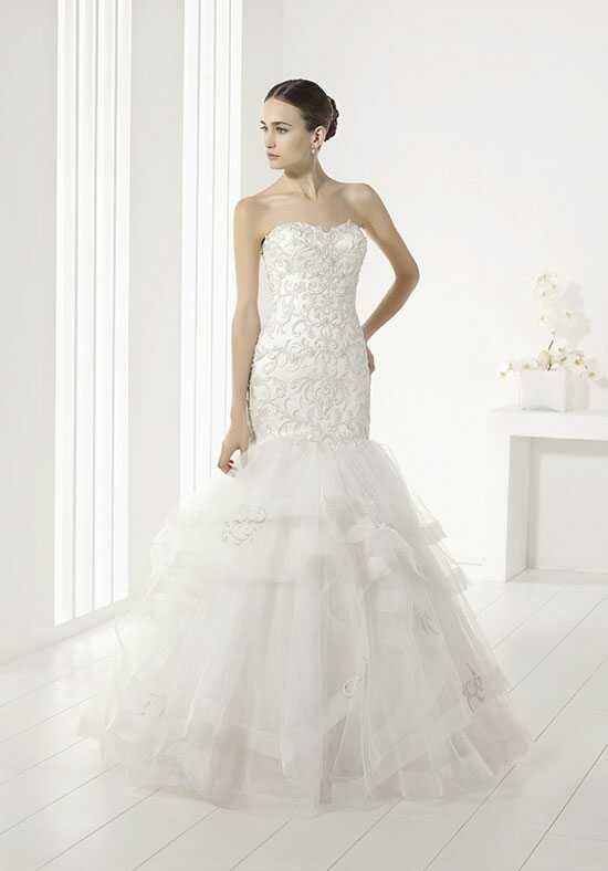 Adriana Alier JUNO Mermaid Wedding Dress