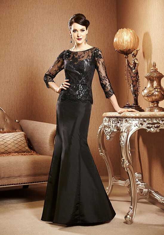 Jade Couture K158063 Black Mother Of The Bride Dress