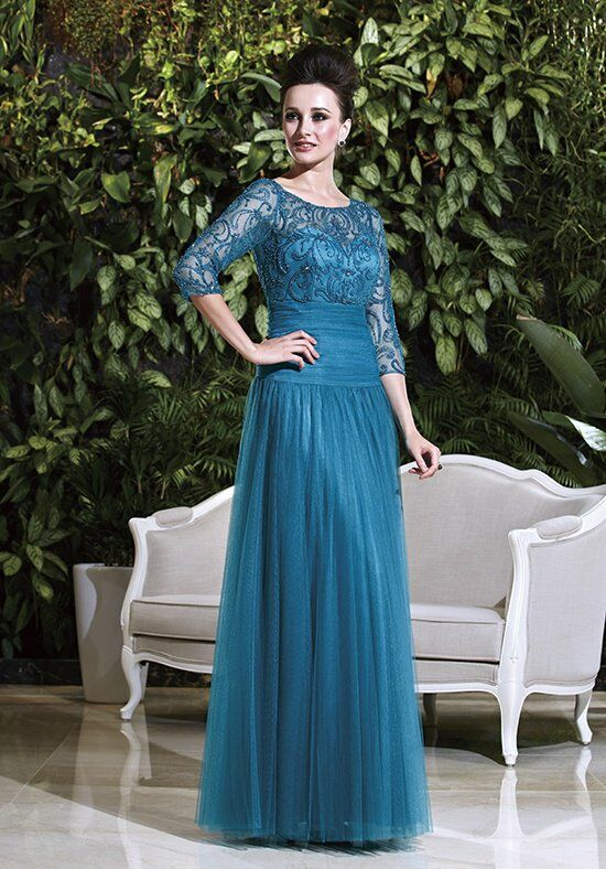 Jade Couture K168008 Green Mother Of The Bride Dress