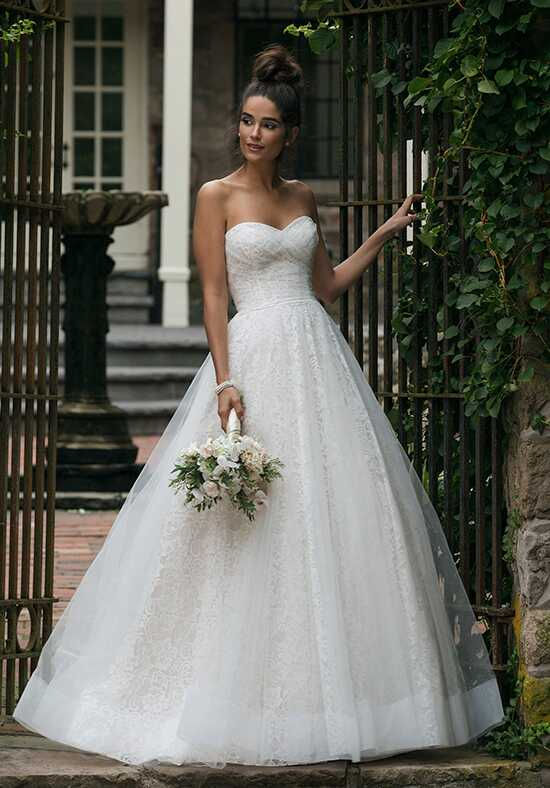 Sincerity Bridal 44055 Ball Gown Wedding Dress