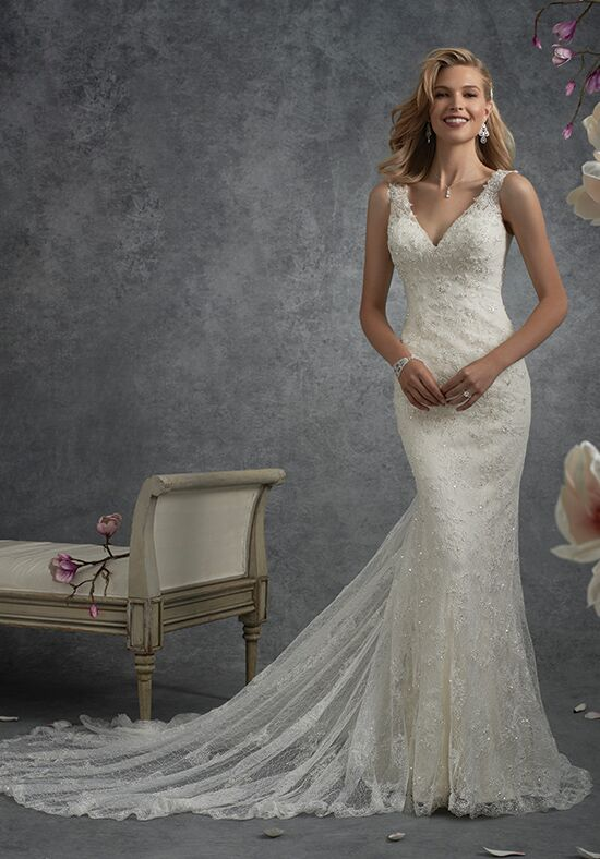 Sophia Tolli Y21762 Zaniah Mermaid Wedding Dress