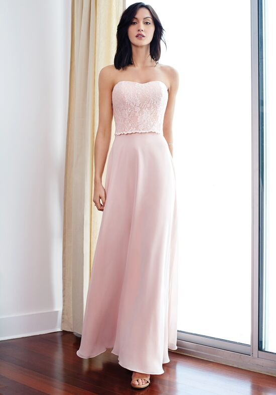 Colour by Kenneth Winston 5238L Square Bridesmaid Dress