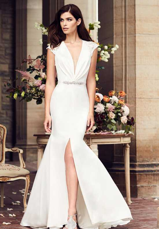 Paloma Blanca 4735 Mermaid Wedding Dress