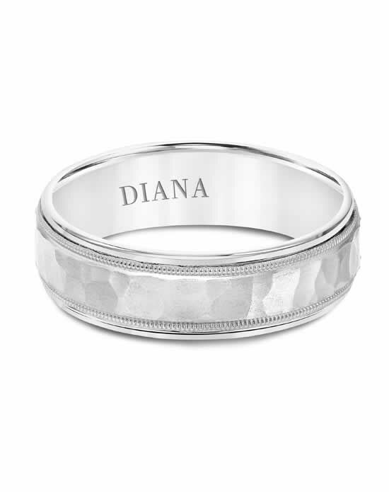 Diana 11-N6837W Gold Wedding Ring