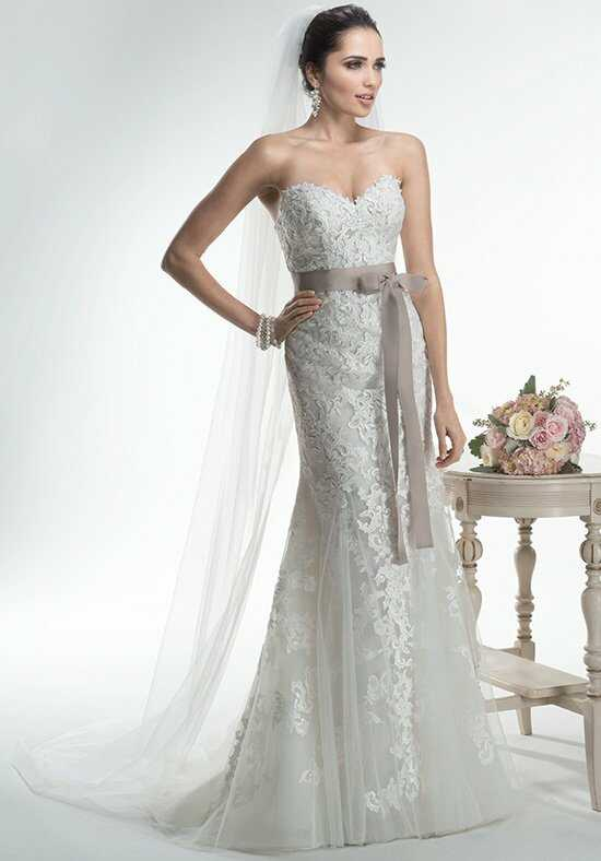 Maggie Sottero Annette Sheath Wedding Dress