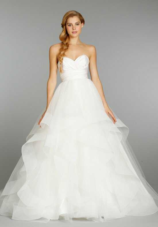 Hayley Paige 6358 - Londyn Wedding Dress photo