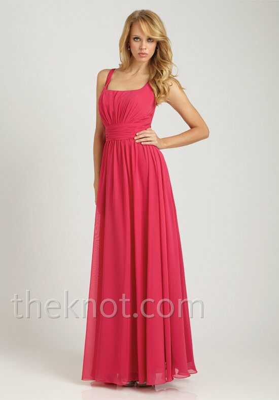 Allure Bridesmaids 1257 Square Bridesmaid Dress