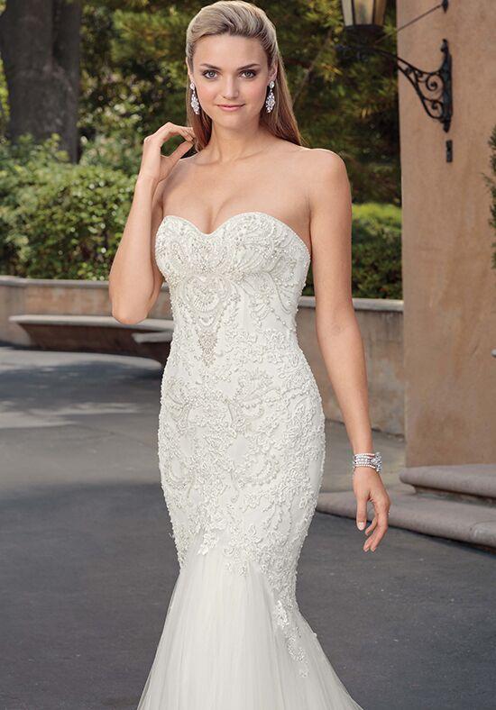 Casablanca Bridal 2320 Paige Wedding Dress The Knot