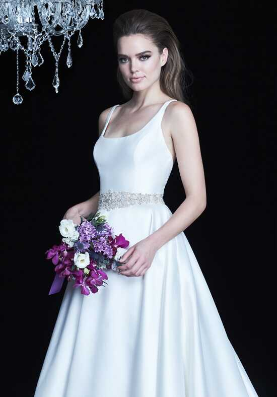 Paloma Blanca 4764 A-Line Wedding Dress