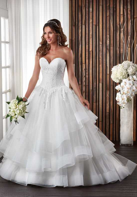 Bonny Bridal 704 Ball Gown Wedding Dress