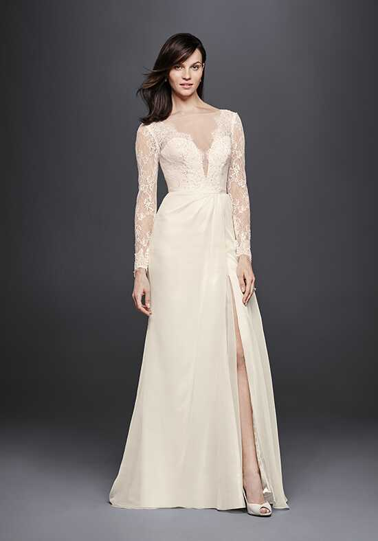 David's Bridal Galina Signature Style SWG751 Wedding Dress photo