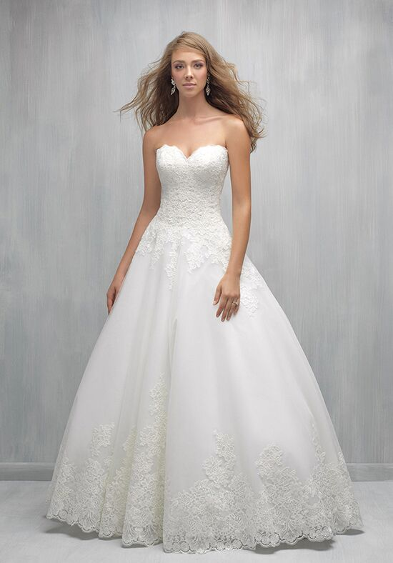 Madison James MJ266 Ball Gown Wedding Dress