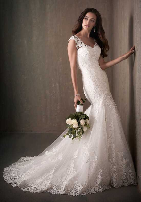 Adrianna Papell Platinum 31018 Wedding Dress