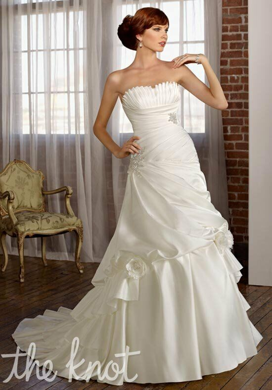 Morilee by Madeline Gardner/Blu 4806 A-Line Wedding Dress