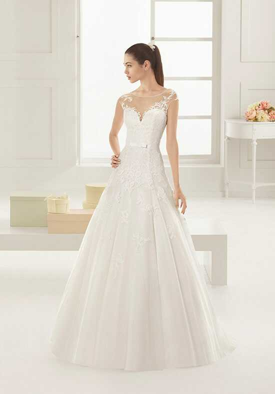 Two by Rosa Clará EXUBERANTE A-Line Wedding Dress