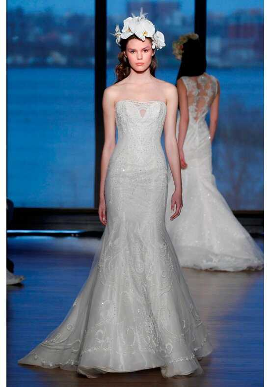 Ines Di Santo Damaris Mermaid Wedding Dress