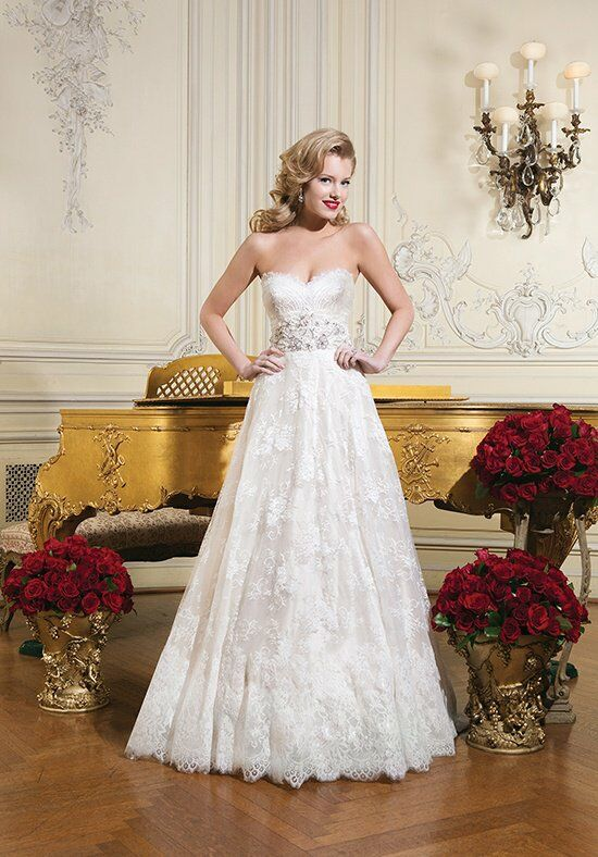 Justin Alexander 8766 Ball Gown Wedding Dress