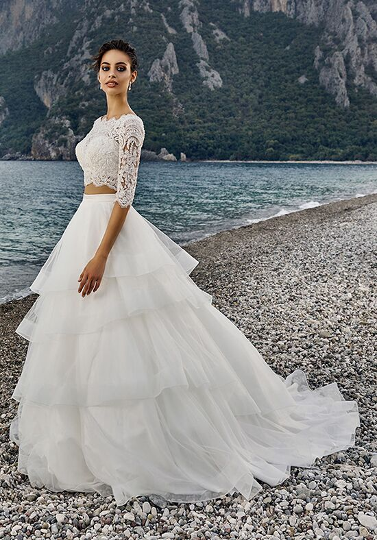 Eddy K Capri Ball Gown Wedding Dress