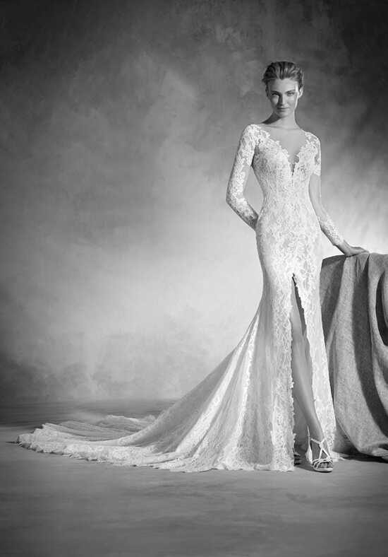 PRONOVIAS NENUFAR Mermaid Wedding Dress