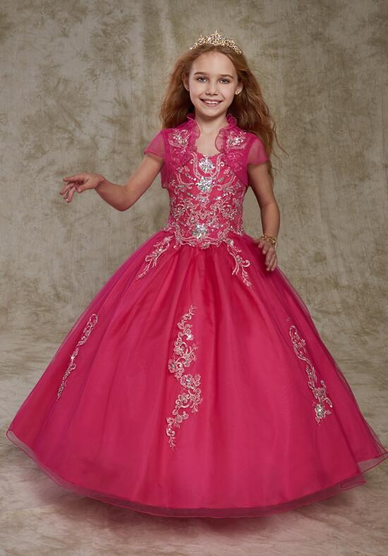Cupids by Mary's F526 Flower Girl Dress photo