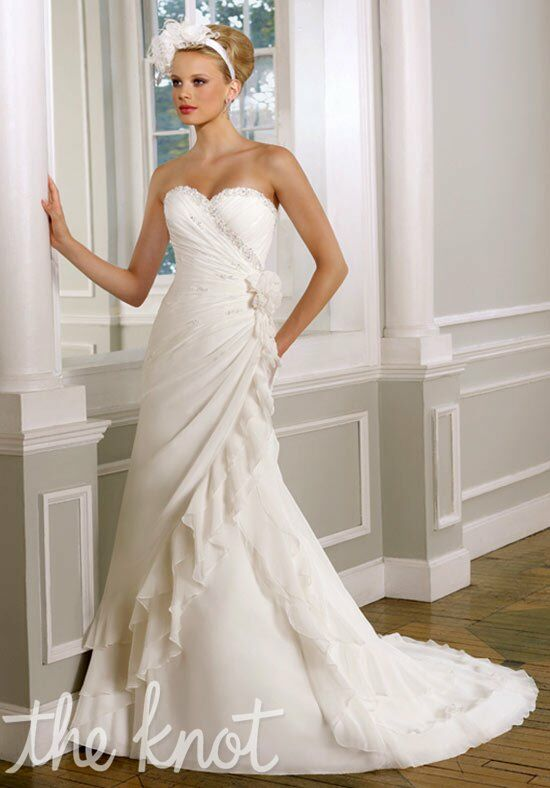 Morilee by Madeline Gardner 1611 A-Line Wedding Dress