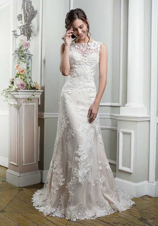 Lillian West 6385 Mermaid Wedding Dress