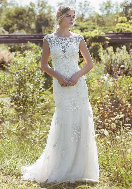 Lillian West 6498 Mermaid Wedding Dress