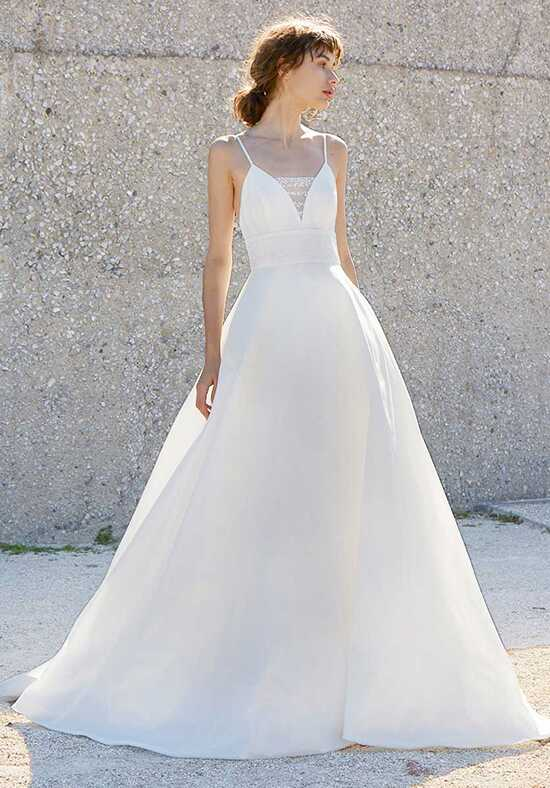 Nouvelle Amsale Esther Ball Gown Wedding Dress