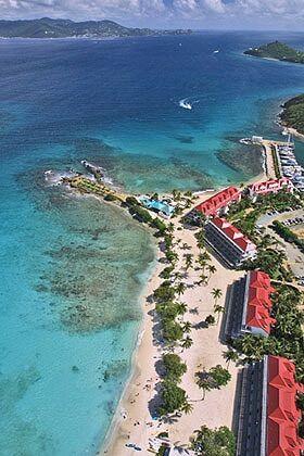 Sapphire Beach Condominium Resort St Thomas