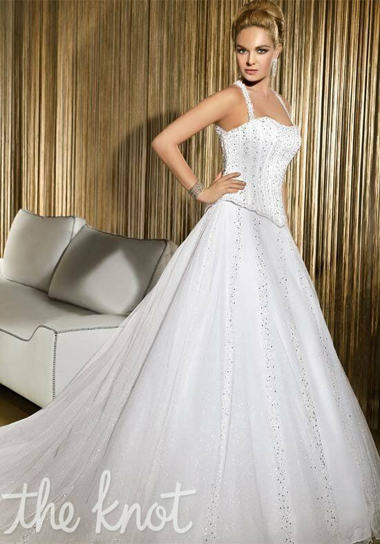 Demetrios 501 A-Line Wedding Dress
