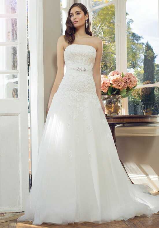 Mia Solano M1418L A-Line Wedding Dress
