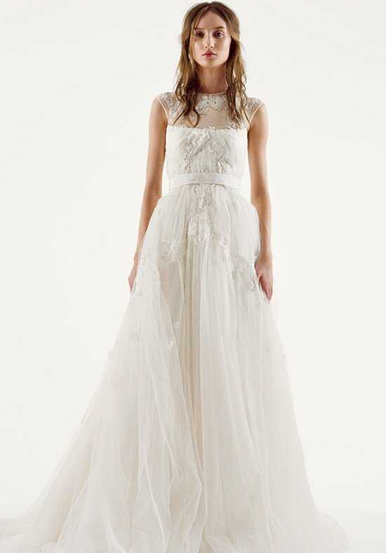 White by Vera Wang White by Vera Wang Style VW351242 Wedding Dress photo