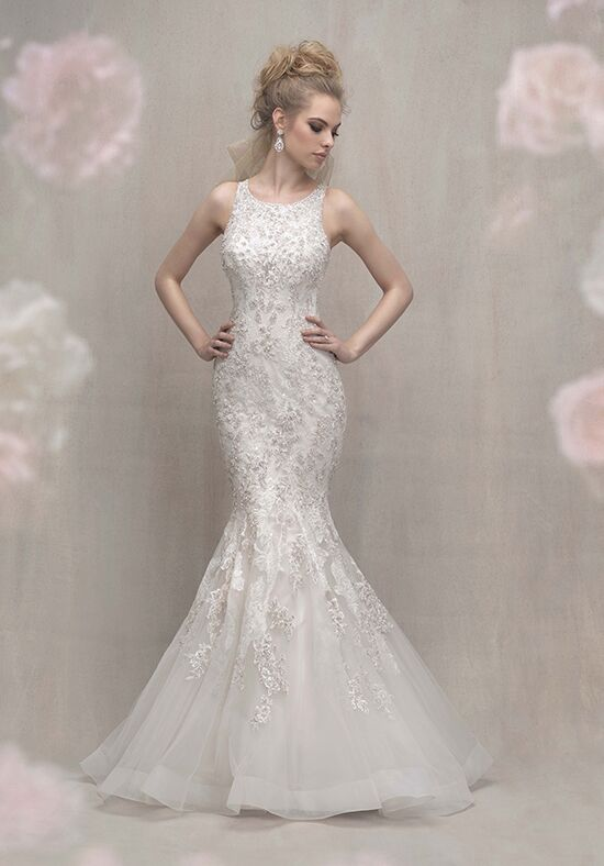 Allure Couture C460 Wedding Dress