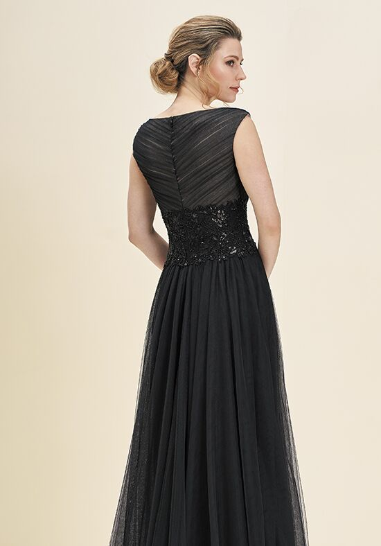Jade J195059 Black Mother Of The Bride Dress