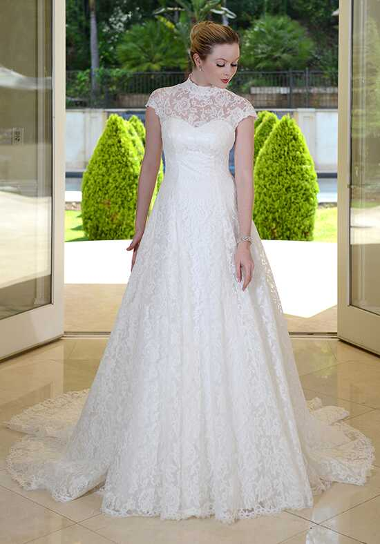 Venus Bridal VE8382 Ball Gown Wedding Dress