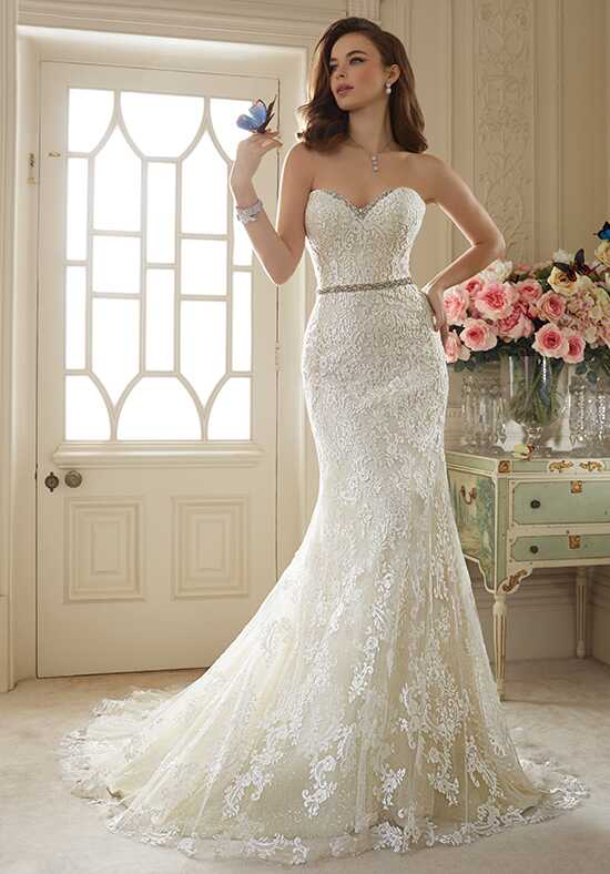 Sophia Tolli Y11649 - Kenley Sheath Wedding Dress