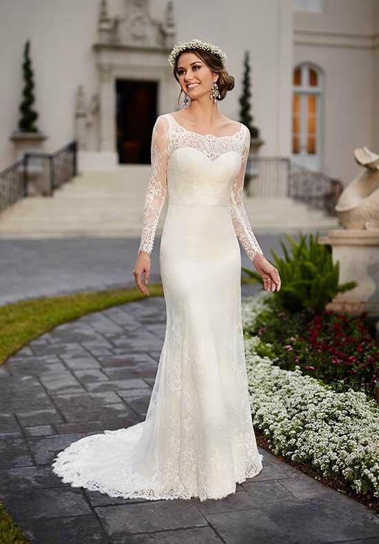 Stella York 6219 Wedding Dress - The Knot - photo #38