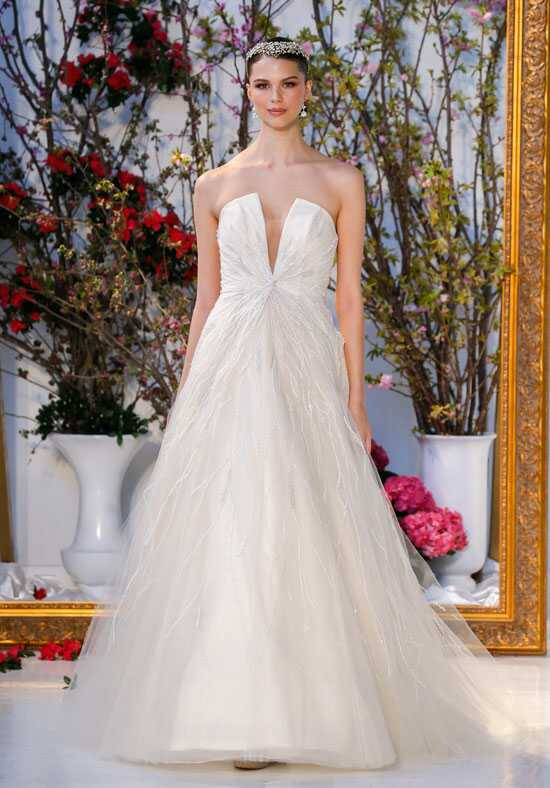 Anne Barge Wisteria Ball Gown Wedding Dress