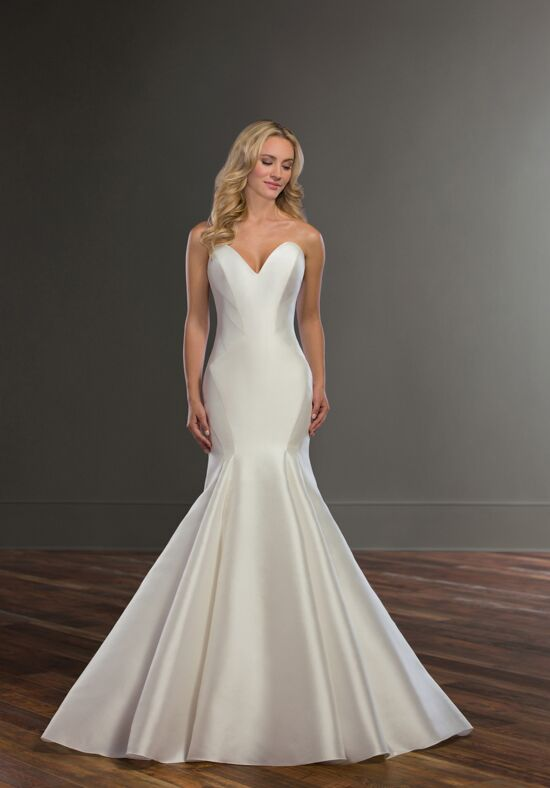 Martina Liana 970 Wedding Dress