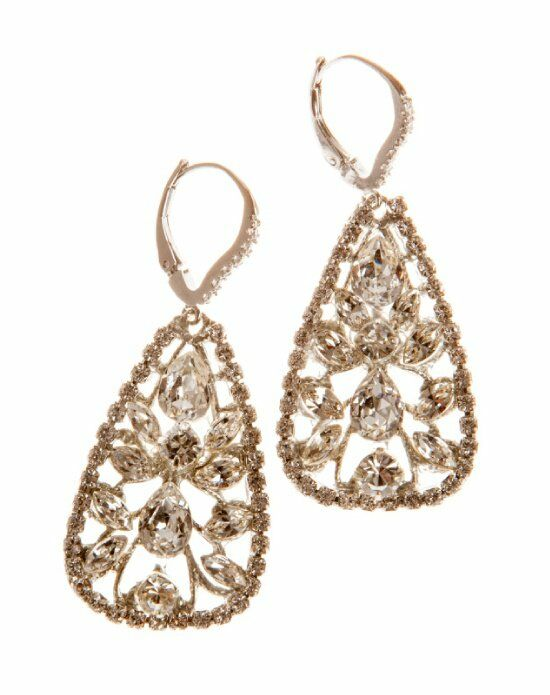 MEG Jewelry Lombarde earrings Wedding Earring photo
