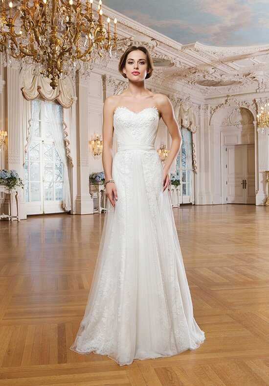 Lillian West 6349 Mermaid Wedding Dress