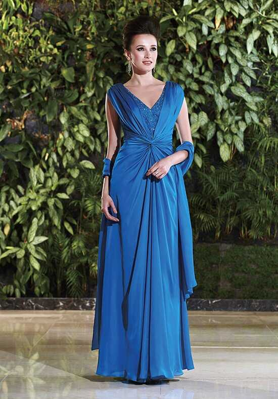 Jade Couture K168003 Blue Mother Of The Bride Dress