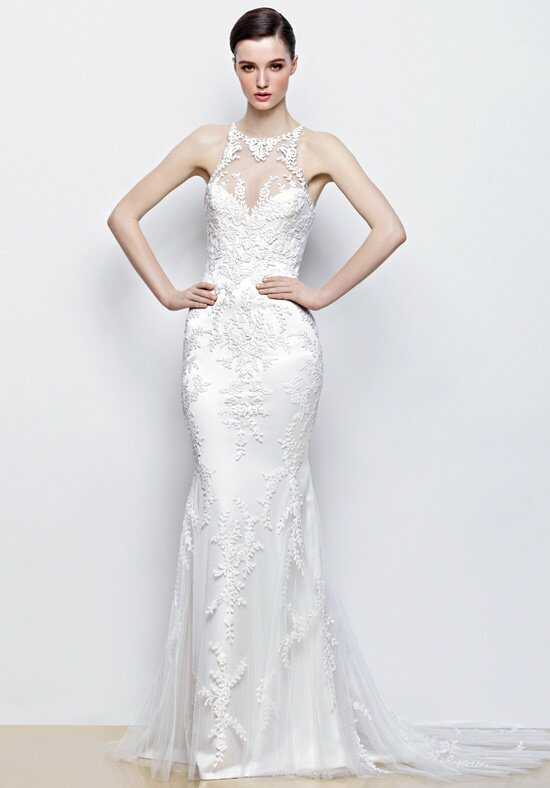Enzoani Isla Sheath Wedding Dress